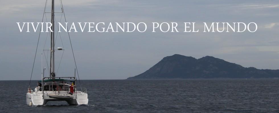 Vivir navegando por el mundo